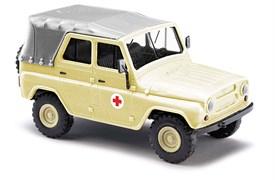 52109 УАЗ 469 крытый  санитарный